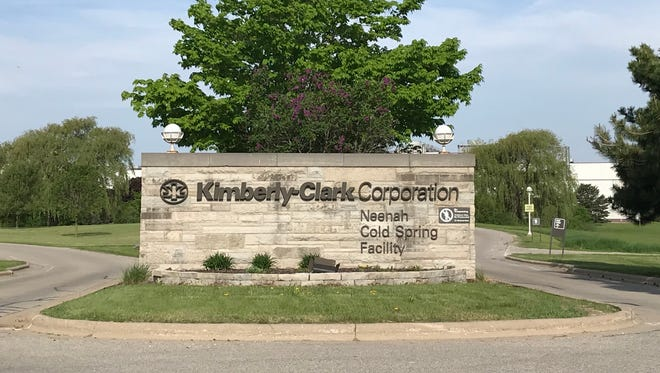 Kimberly-Clark's Cold Spring facility is in Fox Crossing.