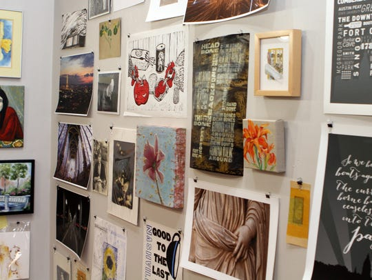 Local artists, including Billy Renkl, Suta Lee and