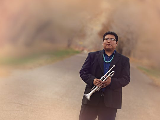 Local jazz artist Delbert Anderson is the director of Farmington's Native American Music Program, which recently ended its first year after a seven-week run at San Juan College.