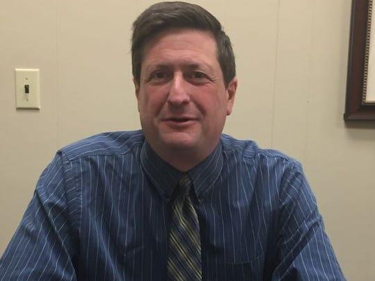 Ramapo supervisor Michael Specht