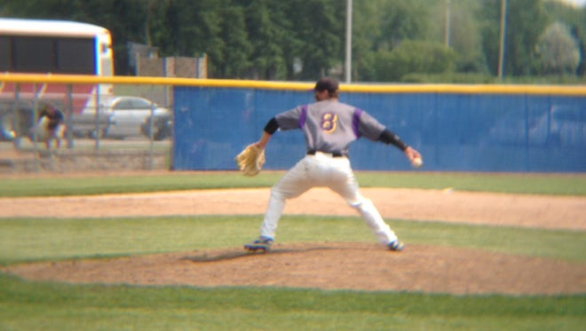 Derek Van Pay allowed one earned run on three hits over four innings to earn the win.