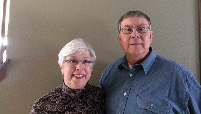 Kay and Ron Christensen