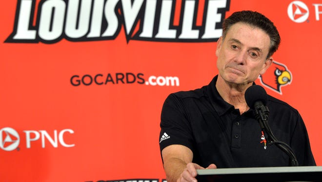Rick Pitino and Louisville used to be the type of program UC wanted to be. It seems unlikely UC want to be Louisville now, Paul Daugherty writes.