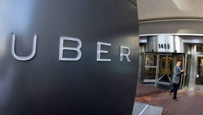 Ride-hailing services such as Uber and Lyft have passed taxis in popularity with many business travelers, according to an analysis by expense management firm Certify.