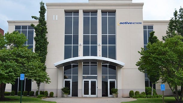The city is looking to sublease 32,500 square feet of space from Active Network Inc. for Metro police temporary headquarters.