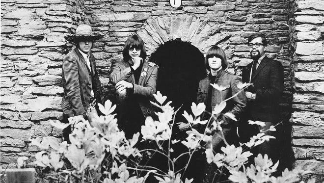From left: Bill Albaugh, Bill Bartlett, Steve Walmsley, Bob Nave.