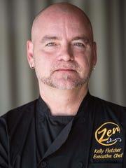 Chef Kelly Fletcher.