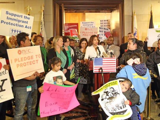 Legislator Virginia Perez, talks about being a daughter