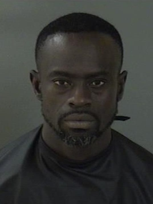 Brian Williams got into a fight in a parking lot in Vero Beach with another man over $10 and threatened to stab the man on May 7, deputies said.