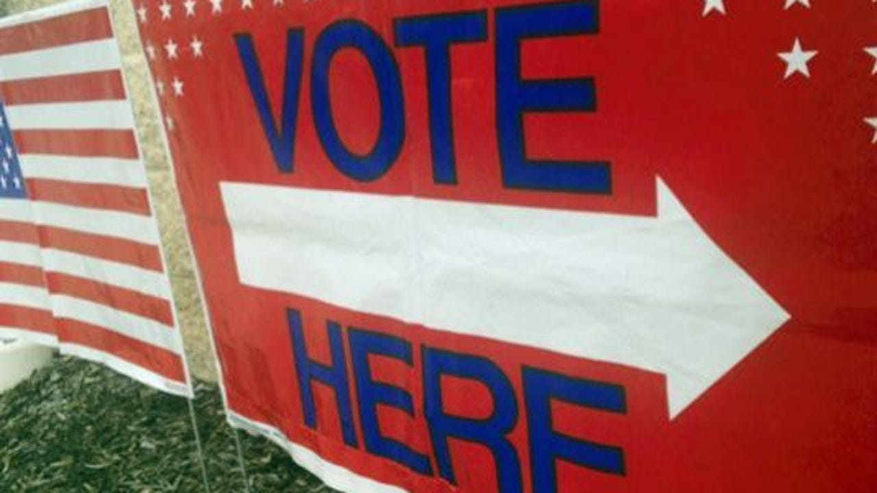 This video from 2011 follows the cartridges that hold York County's votes after the polls close.