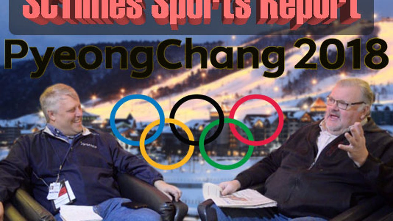 Tom Elliott and Mick Hatten discuss sports and local ties to the 2018 Winter Olympics.