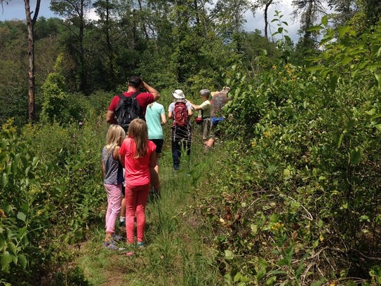 Buncombe County Recreation Services kicks off its Buncombe