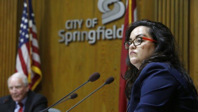 Springfield City Council member Kristi Fulnecky