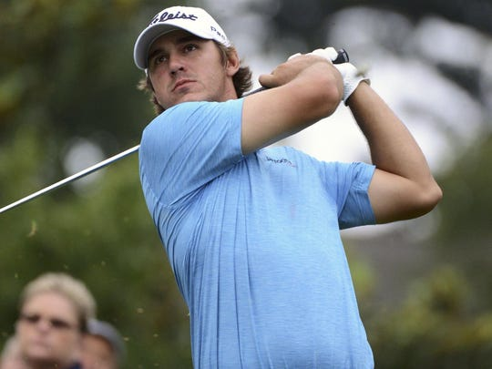 Former FSU golfer Brooks Koepka won the 2015 Waste Management Phoenix Open to earn his PGA Tour card after playing the European Tour out of college. Koepka and three other Seminoles will play THE PLAYERS Championship this week at TPC Sawgrass in Ponte Vedra.