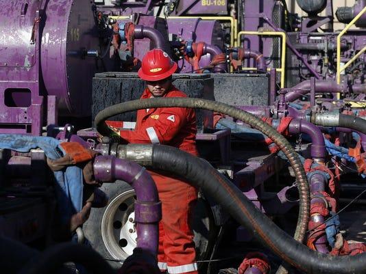 AP Fracking photo