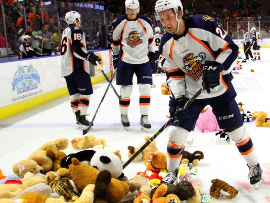 teddy bear toss 2