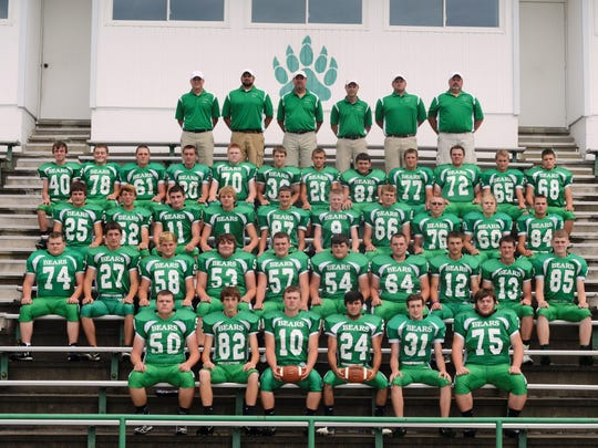 The 2015 Margaretta High School football team will have to rely this season on a large, mostly unproven sophomore class.