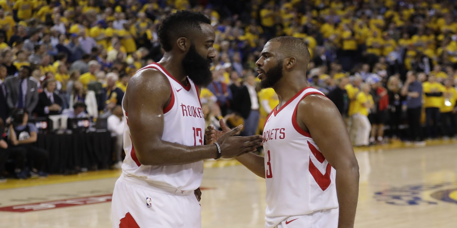 57d6baeeb15 James Harden says he hung out with injured Chris Paul until 2 30 a.m.