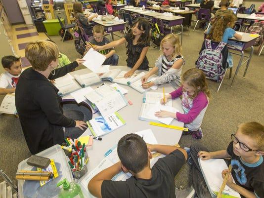 classroom spending