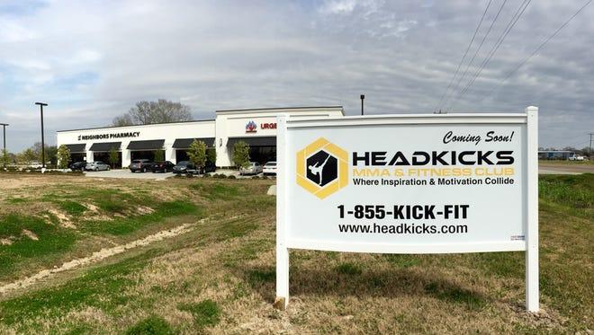 Headkicks is coming to Johnston Street in Lafayette.