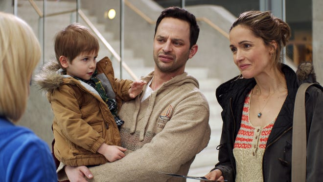 """Nick Kroll returned to Westchester to film scenes for his new movie, """"Adult Beginners."""""""