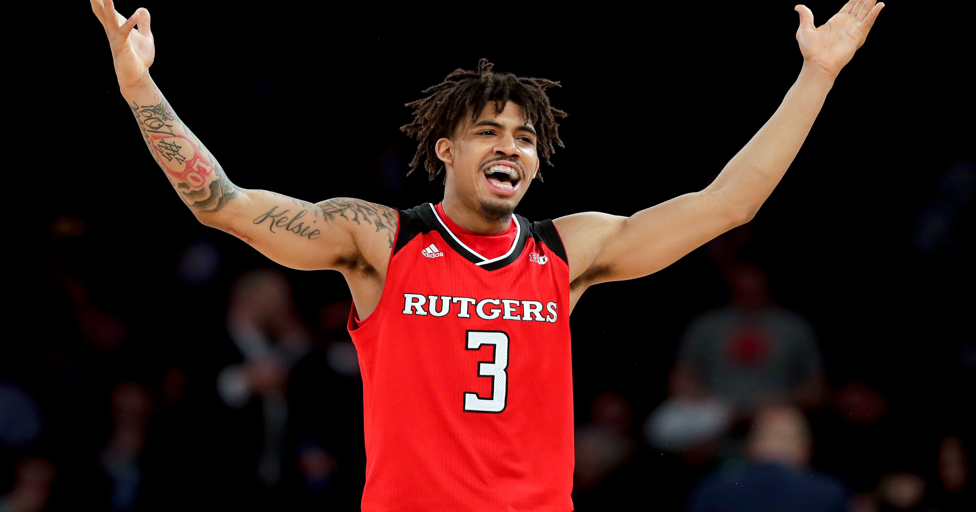 9e08d1baa8fc B1G moment  Rutgers upsets Indiana in conference tournament