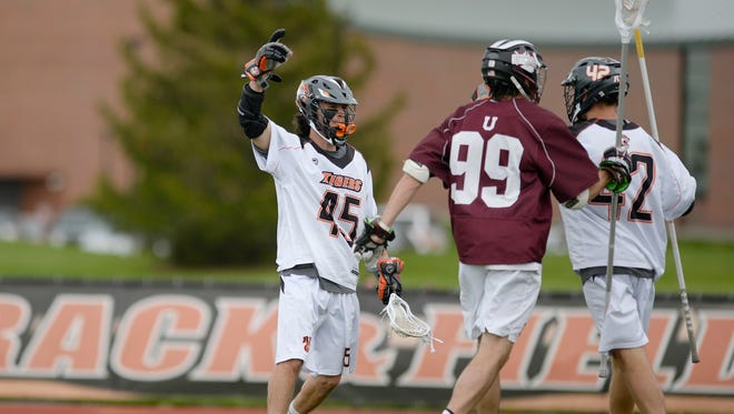 Ryan Lee and RIT begin the season ranked third in the Division III USILA poll.
