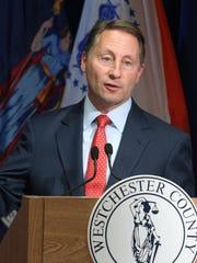 Westchester County Executive Rob Astorino vetoed the