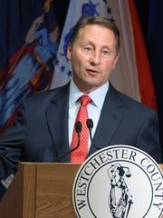Westchester County Executive Rob Astorino vetoed the