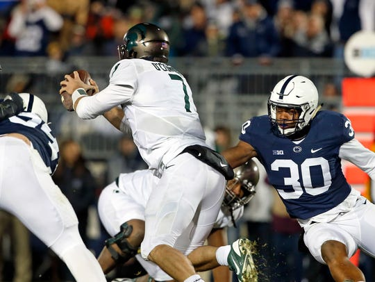 Getting starting defensive tackle Kevin Givens back for Saturday night's game at Pitt could go a long way to healing Penn State's problems up front on defense. James Franklin gave a so-so assurance of his return.