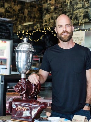 Subculture Coffee co-founder Sean Scott has left West Palm Beach, to open a cafe in Winston-Salem, N.C.