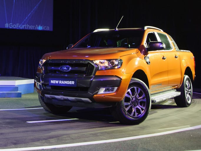 At Go Further South Africa 2015, Ford unveiled the