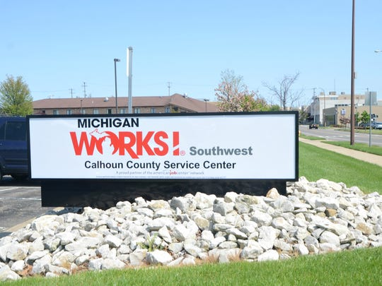 The new Michigan Works! Southwest site in downtown