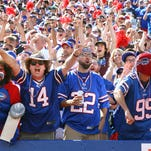 The Bills have announced club seats are now available.