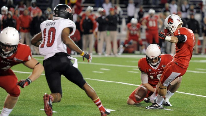 Ball State drops wild heartbreaker to Arkansas State in GoDaddy Bowl