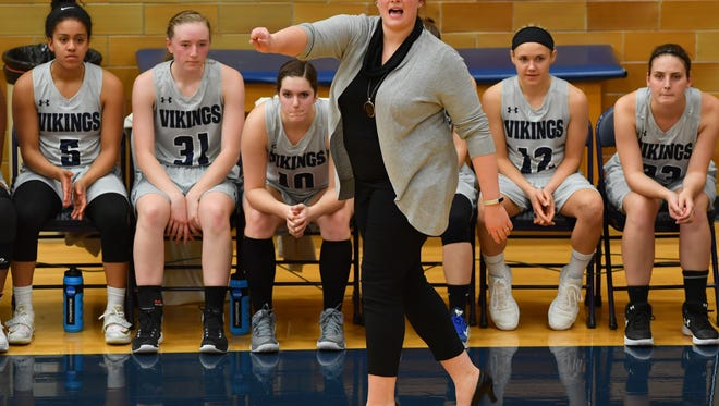 Lawrence University women's basketball coach Ashley Wellman will step down at the end of the season.