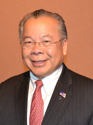State Rep. Donald Wong, R-Saugus.  Courtesy photo