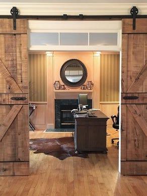 Decor Barn Doors Add Style Function