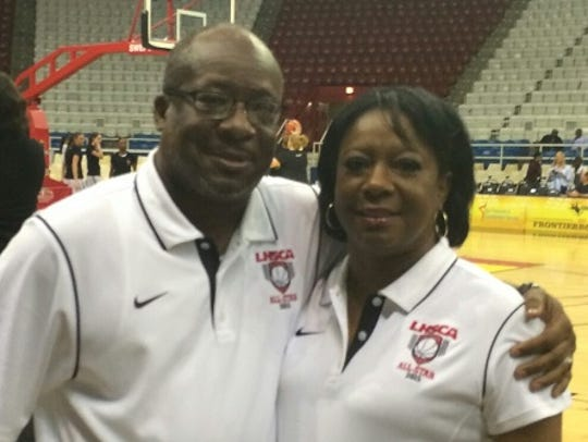 Plain Dealing's David and Sheila Bryant.