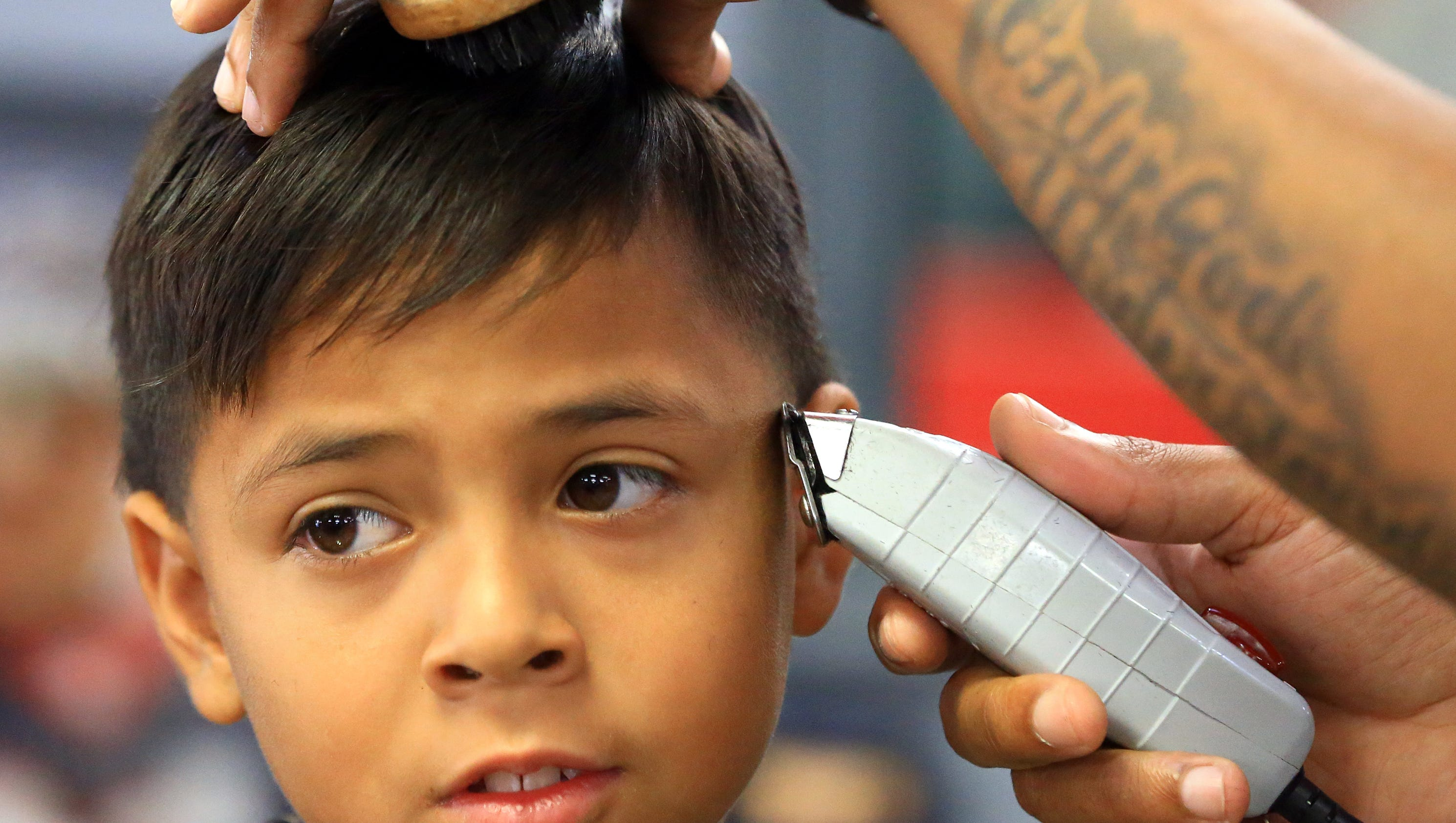 Downtown Wall Street John Allan U0027s Kids Haircuts Palm