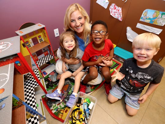 Co-founder Carrie Goodwin of Special Kids Therapy &