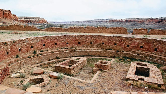 Senators Tom Udalland Martin Heinrich are sponsoring the Chaco Cultural Heritage Area Protection Act, which would permanently ban oil and gas development in a 10-mile zone around Chaco Culture National Historical Park.