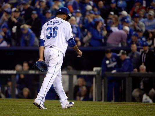 MLB: World Series-New York Mets at Kansas City Royals