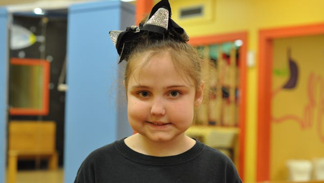 Kylie Walleser-Bush of Pineville turned 10 on Feb. 10 still waiting on a multi-organ transplant. She is need of a small intestine, a liver and pancreas.