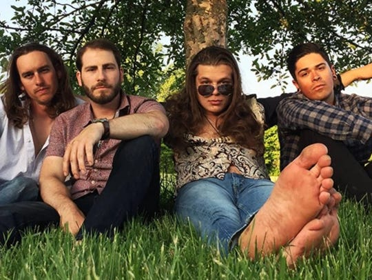 Southern rockers Rebel Soul Revival will be performing at this year's Burning Cow.