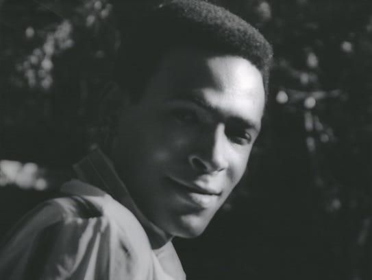 Marvin Gaye in 1968