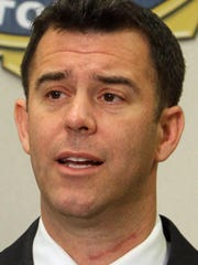 Acting Monmouth County Prosecutor Christopher J. Gramiccioni, a lieutenant commander in the U.S. Naval Reserve, says he is scheduled to be deployed in Afghanistan.
