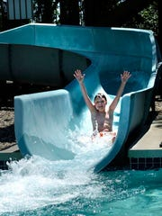 The Stevens Point Swimming Pool and Waterslide will open June 15 for the 2019 season.