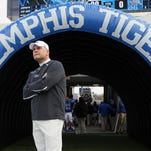 Justin Fuente guided Memphis to its best record in 40 years as the Tigers went 10-3 in 2014.