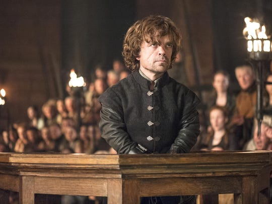 """Jersey native Peter Dinklage is a cast member of the Emmy award winning HBO series """"Game Of Thrones."""""""